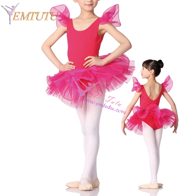 a37c69a2f4a7 child dance costume leotard with tutu