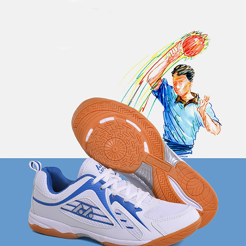 Table Tennis Shoes Spring Autumn Mens Mesh Indoor Sneakers Slip-On Women Trainers Shoes Breathable Tennis Table Shoes aldomour breathable volleyball shoes sneakers stability anti slip ping pong shoes breathable table tennis shoes volleyball shoes