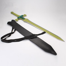 carbon steel anime katana cosplay sword Vintage Home decor