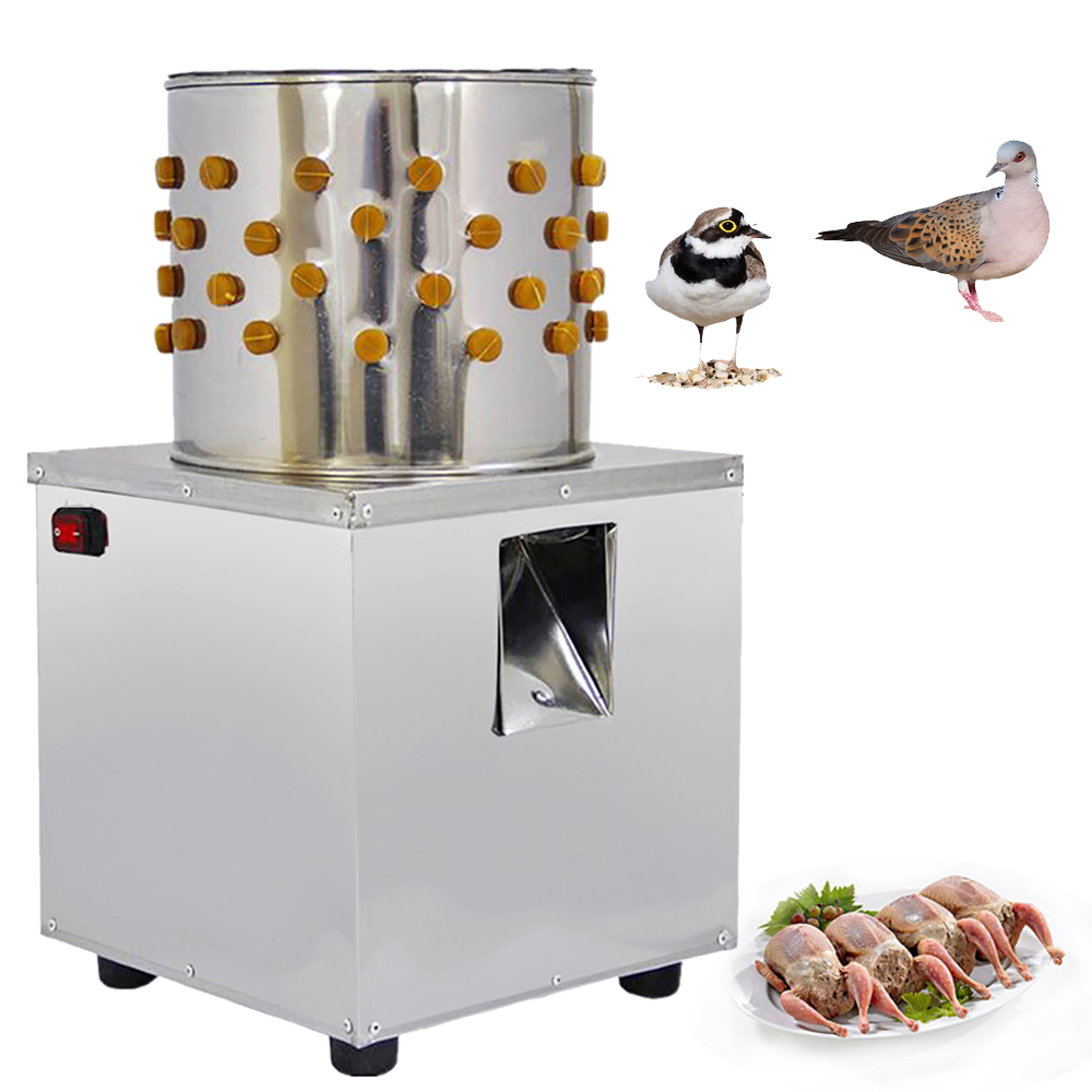 Portable Home Use Chicken Plucker Machine For Poultry Processing Equipment Mini Duck Hair Removal Machine цена и фото