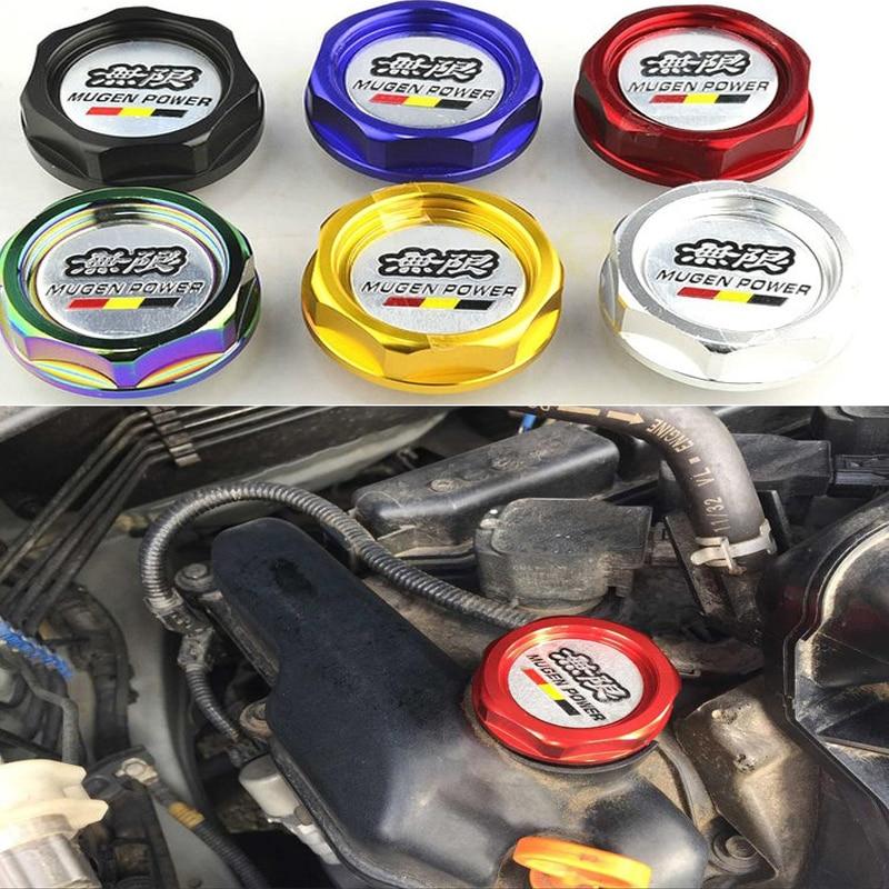 OIL-FUEL-FILTER Power-Racing-Oil-Cap B Series Mugen HONDA for XC-CAP001
