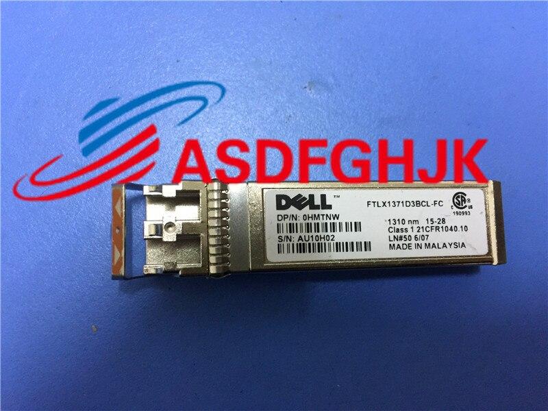 ФОТО Original FOR DELL FTLX1371D3BCL 10GBASE-LRM SFP 1310nm 0HMTNW HMTNW AU10H02  100% Work Perfect