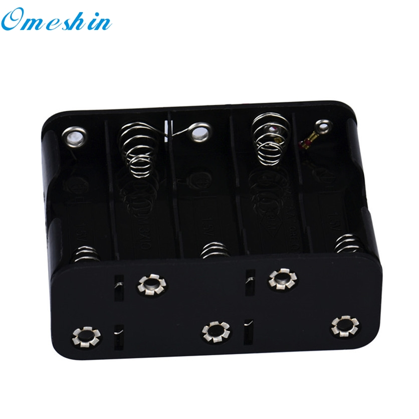 Battery Clip Connector I Type Black w Cable KL 10 Pcs Snap 9V 9 Volt