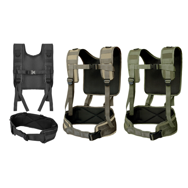 Universal Metal Detector Generic Detecting Harness Sling For Detector Pro Swing With Girdle S288