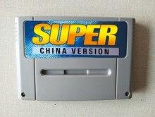 Супер китайская версия Professional Remix игры Картридж с 8 Гб карты более 700 + игры с Chrono Trigger Earthbound
