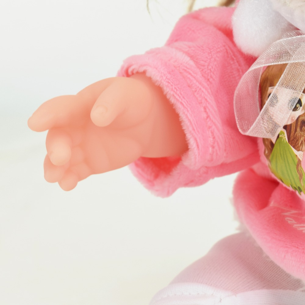 12inch Doll Reborn Baby Dolls For Boy Doll Baby Born bonea For Kids Gift Realistic Silicone newborn Soft Toy Baby boy NATHINEIL