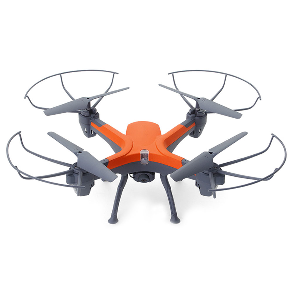 2018 Nieuwe Intelligente Drone Hoge Prestaties Hover met 480 p Camera Real-time Zenden Headless Modus Een klik terugkeer Quadcopter