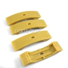 4x натяжитель цепи распредвала, колодка для обуви, подходит для VW Golf Passat, чехол для Audi Skoda 1,8 T, 2,7, 2,7 T, 2,4, 3,2, 4,2 V8