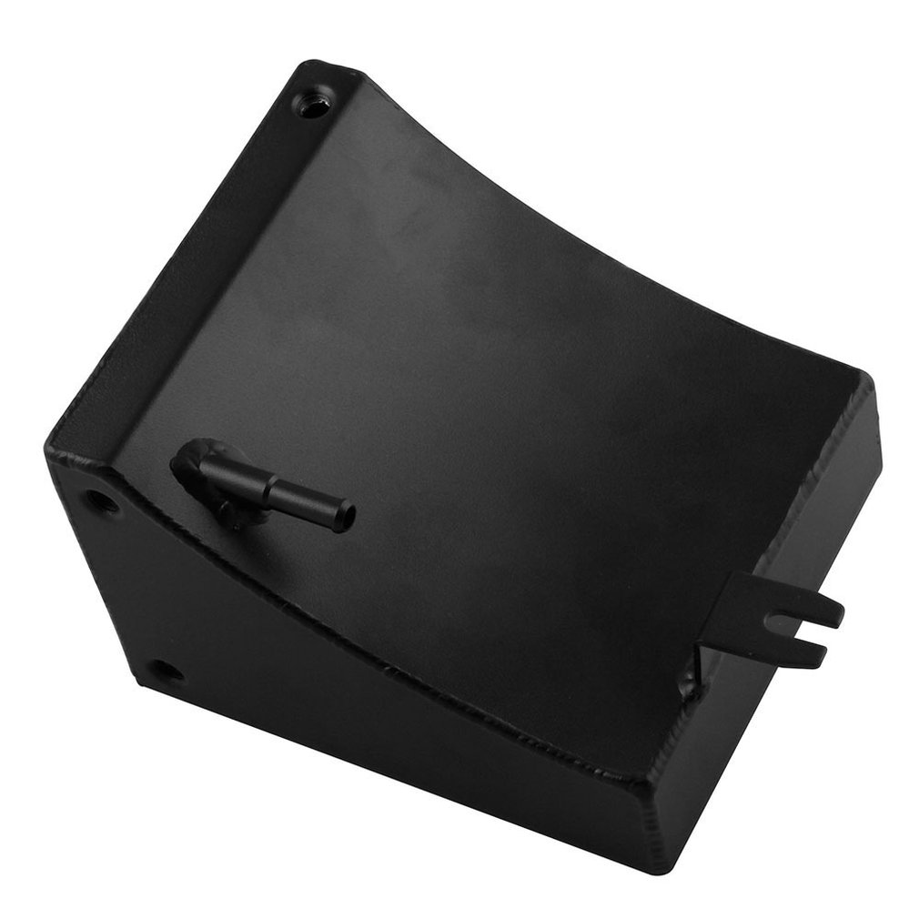 Radiateur aluminium kit réservoir de liquide de refroidissement réservoir de trop plein radiateur aluminium kit réservoir de liquide de refroidissement réservoir de trop plein
