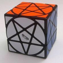 Új QiYi Mofangge Pentacle Cube Puzzle ötágú twisty csillag kocka rejtvények különleges Cubo Magico Learning oktatási játékok