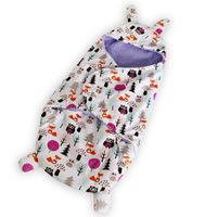 Super Soft Newborn Swaddle Blanket Baby Blanket & Swaddling Warm Winter Autumn Polar Coral Fleece Sleeping