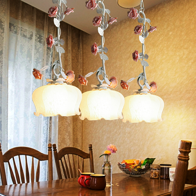 rustic pendant light living room FERR SHIPPING EMS Fashion lights bedroom lamp restaurant lamp lighting ZCL free shipping ems wrought iron pendant light living room lights rustic bedroom pendant lamp american 5 bqd6