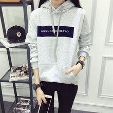 Pink & Gray Plus Size Hoodie Sweatshirt