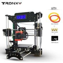 Высокая точность 3D принтер быстрая установка и высокая точность печати подробные accurarte до 0.1 мм комплекты 3D принтер легкий вес