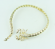 Scorpion Collar Necklace