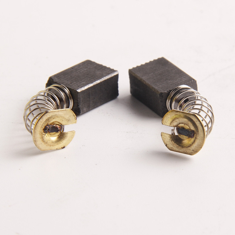 20Pcs Drill Carbon Brushes 6*9*13mm CB-411 For Model 9523 Dremel Rotary Tool Power Tool Accessories