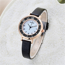 KEZZI Model Leather-based Girl Causal Watch Analog Show Ladies Costume Trend Quartz Wristwatch relogio feminino ok1010