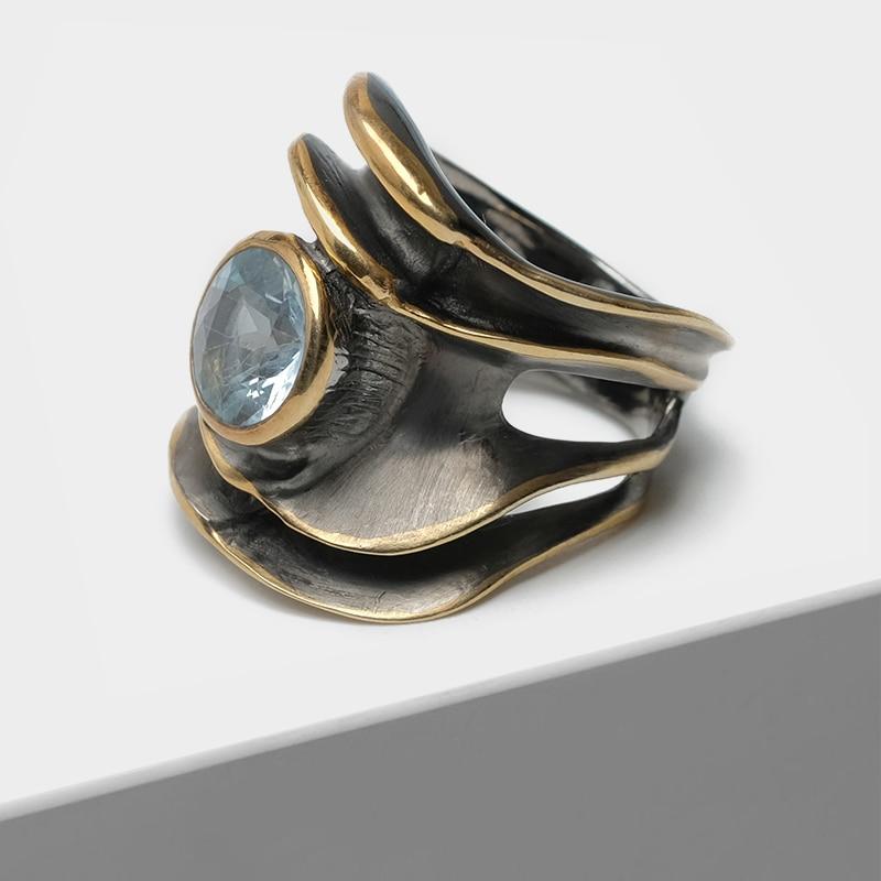 Vintage 925 Silver semi-precious stone inlaid  Vintage 925 Silver semi-precious stone inlaid
