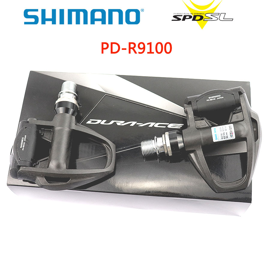 New Shimano Dura-Ace R9100 pedal// Only ship to US//