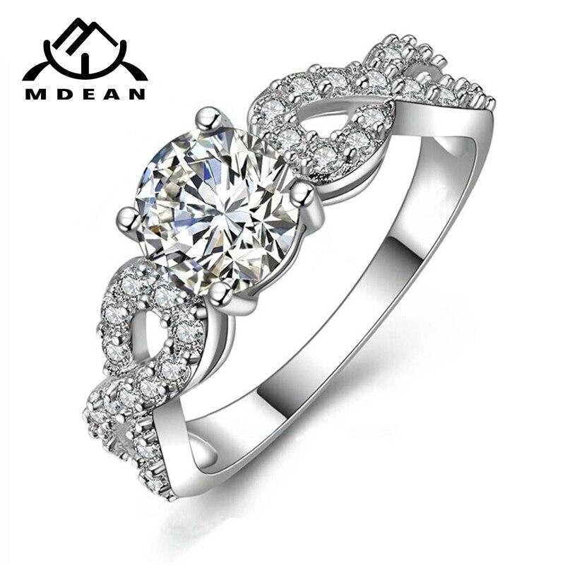 Wedding Rings White Gold...