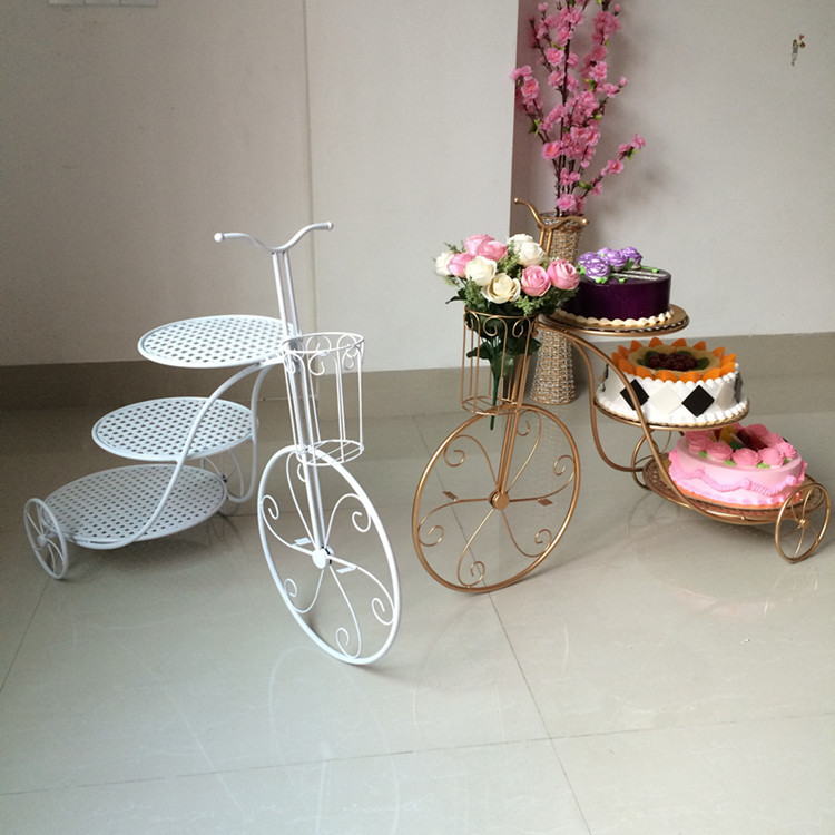 bike wedding cake stand buy bicycle cake stand from china bicycle 11761