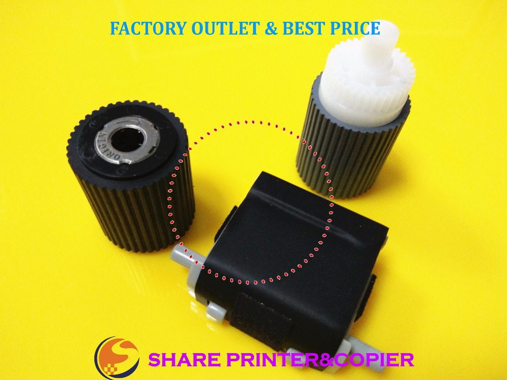 Share New Doc Feeder (DADF) Maintenance Kit for canon IR2535 2545 3225 3230 3235 3245 4025 RC8-6355-000 RC6-2784-000 FL2-9942-00 2x 220v ir4025 ir4035 ir4045 ir4051 ir4225 ir4235 ceramic heating element compatible for canon ir advance 4025 4035 4045 4051