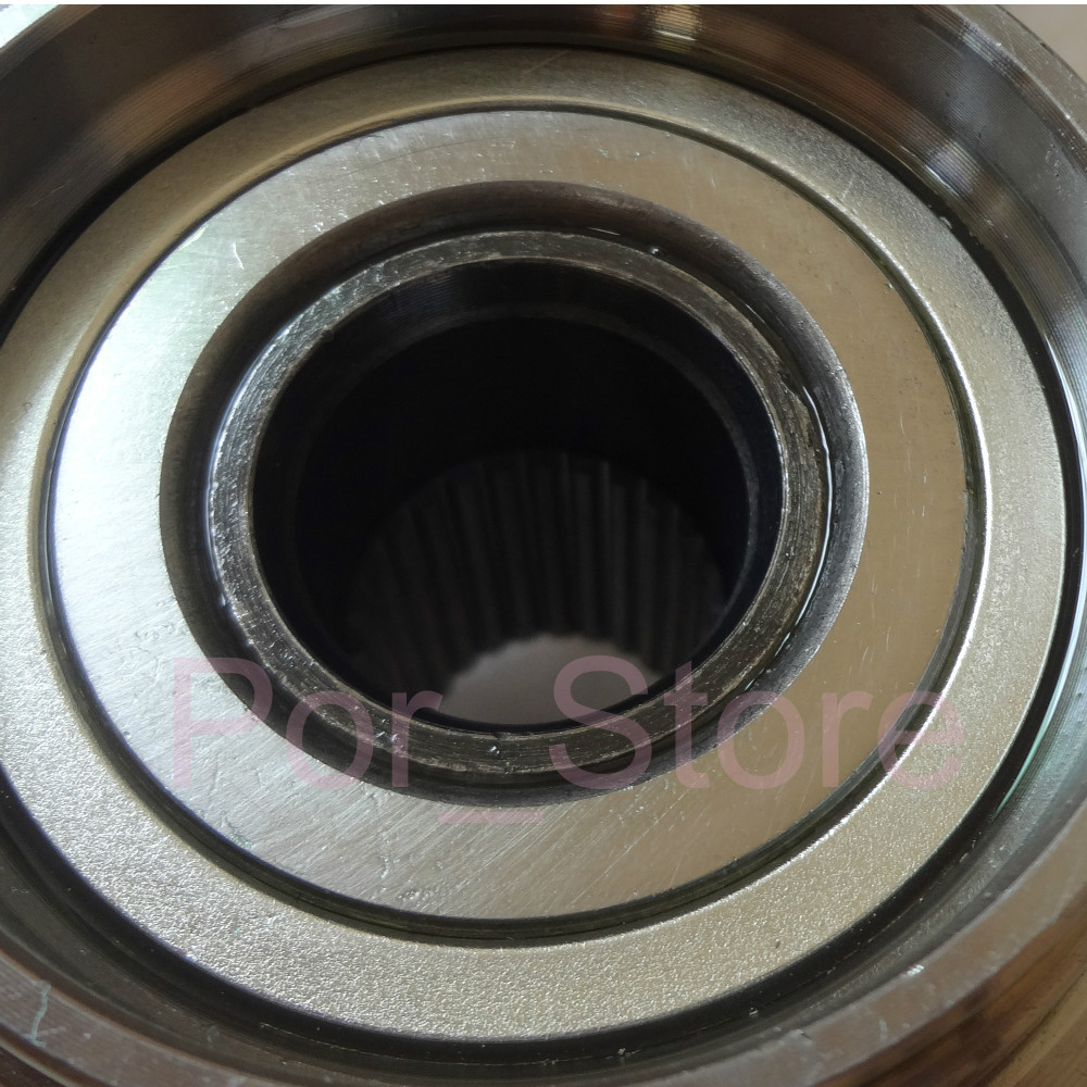 Rear Wheel Hub Bearing Assembly Replacement for Toyota RAV4