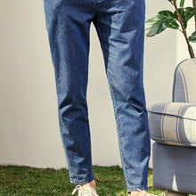 SEMIR Pull-on Jeans for Men in Regular Fit Men's Breathable