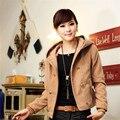 2016 Новая Весна Корейский Стиль Тонкий Размер Женщин Пальто Куртки Женщин Бесплатная Доставка L517
