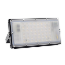 50W Waterproof LED Flood Light IP66 AC85-265V 110V 220V Outdoor Lightings Spot Super Bright Mordern DIY Lights