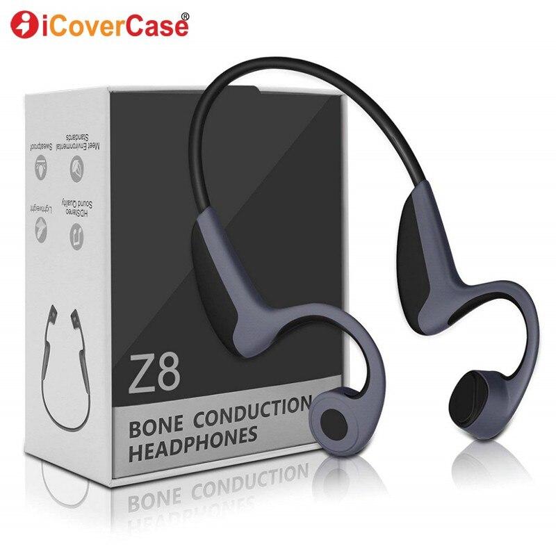 5.0 casque de Conduction osseuse Bluetooth écouteur sans fil casque avec micro pour Xiaomi Redmi Note 7 Pro 6 5 Play S2 4X4 6A 5A 4A