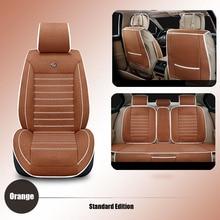 linen Universal font b car b font seat cover For Buick vw Chevrolet Enclave Encore Envision