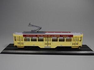 Image 4 - Ho scale model 1:87 scale tram Serie 5000 (Ateliers de la Dyle) 1935 Diecast model car