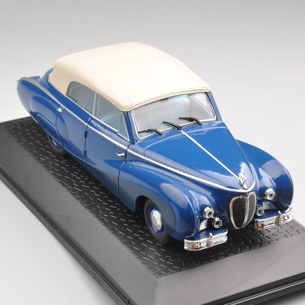 product Baby Toys 1/43 Blue Alloy Diecast Classic Car Model Austin A125 Sheerline Vehicles Toys Hobby Collections
