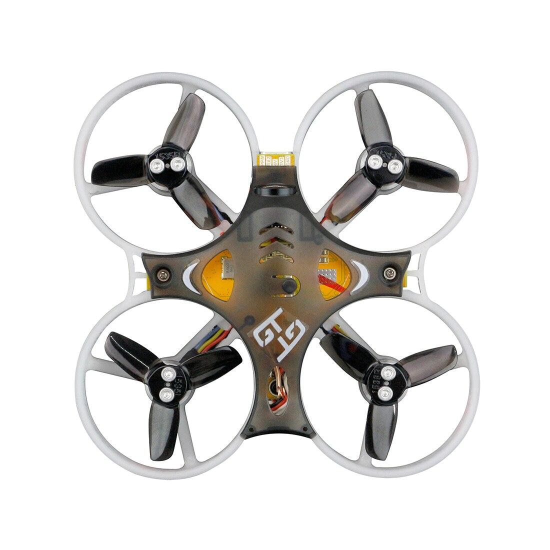 LDARC TINY GT7 75mm / GT8 87.6mm Mini FPV RC Racing Drone Copter Betaflight F3 10A Blheli_S 800TVL Cam 5.8G 25mW VTX 2S PNP BNF