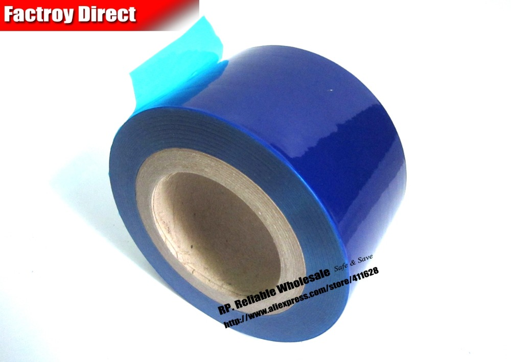 50mm* 200M*0.05mm Single Adhesive Duct Tape for Windows, Glass, Stainless Aluminum Alloy Metal  Frame Surface Mask, Protct camouflage electric insulation adhesive duct tape camouflage