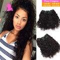 4 Bundles Brazilian Water Wave Brazilian Virgin Hair Ocean Wave Weave Wet and Wavy Virgin Brazilian Hair Human Hair Bundles
