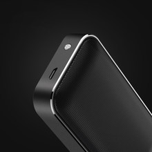 BT207 Portable Wireless Bluetooth Speaker Mini Small Metal Portable Music Sound Box Handsfree Outdoor Bass Subwoofer for phone(China)