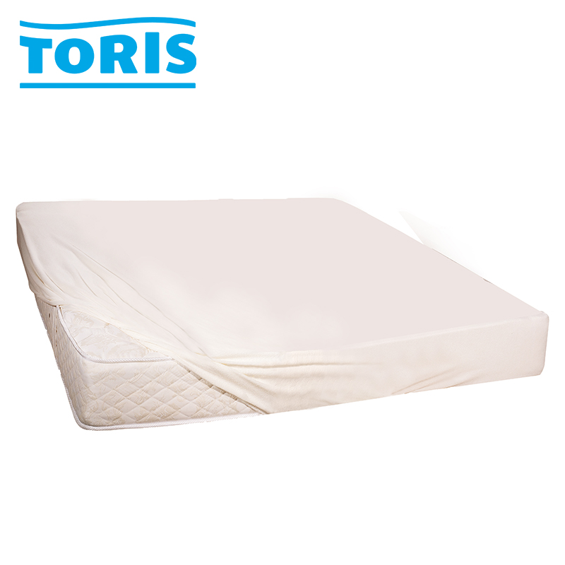 Фото TORIS Ecofix M.101 Mattress Cover High-quality Grippers material Cotton Mattresses Comfortable Sleep Special fastening