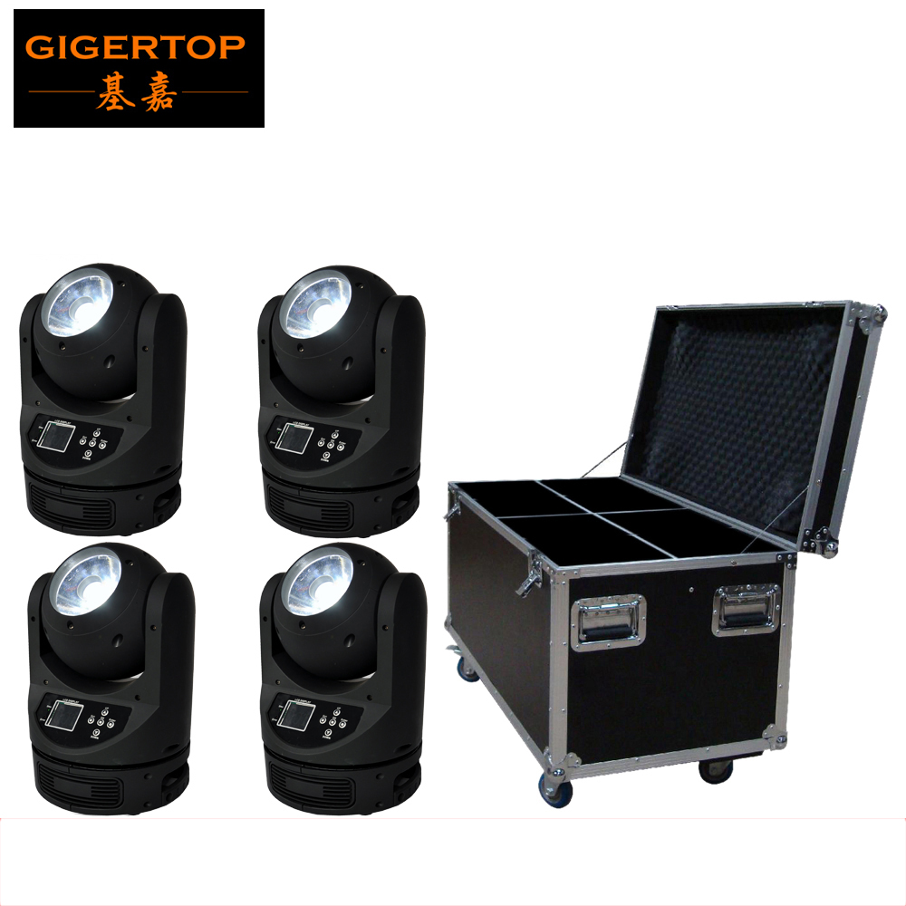 4in1 Roadcase Packing 60W Beam LED Moving Head Stage Light Endless Rotation LCD Full Color Display O-S-R-A-M LED Mounting Clamp female head teachers administrative challenges in schools in kenya