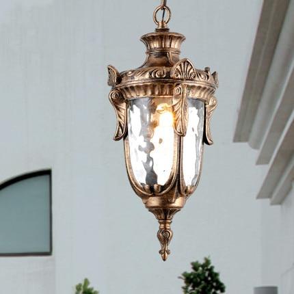 outdoor pendant lantern # 74