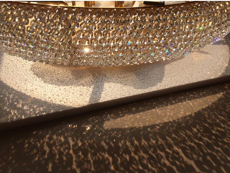Phube Lighting Empire Gold Crystal Ceiling Light Luxury K9 Crystal Ceiling Lamp Lighting Lustre Free Shipping Phube Lighting Empire Gold Crystal Ceiling Light Luxury K9 Crystal Ceiling Lamp Lighting Lustre Free Shipping