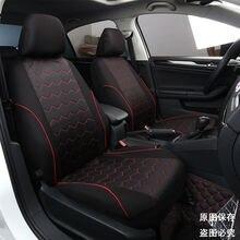 car covers car-covers seat cover чехлы для авто чехлы на авто автомобильные сиденья автомобиля в машину чехол на сиденье автомобильных  для Mitsubishi Outlander 3 XL Pajero V73 V93 V95 V97 2 3 4 full sport Protector