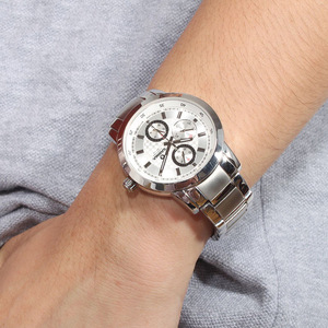 Image 5 - CASIMA Luxury Waterproof Week Date Watch Men Fashion Luxury Brand Military Sport Quartz Wrist Watch Clock Man Relogio Masculino