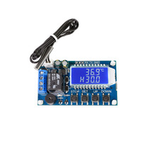 Digital temperature control switch 12v temperature controller module adjustable, digital display temperature controller genuine original temperature controller tzn4l r4r