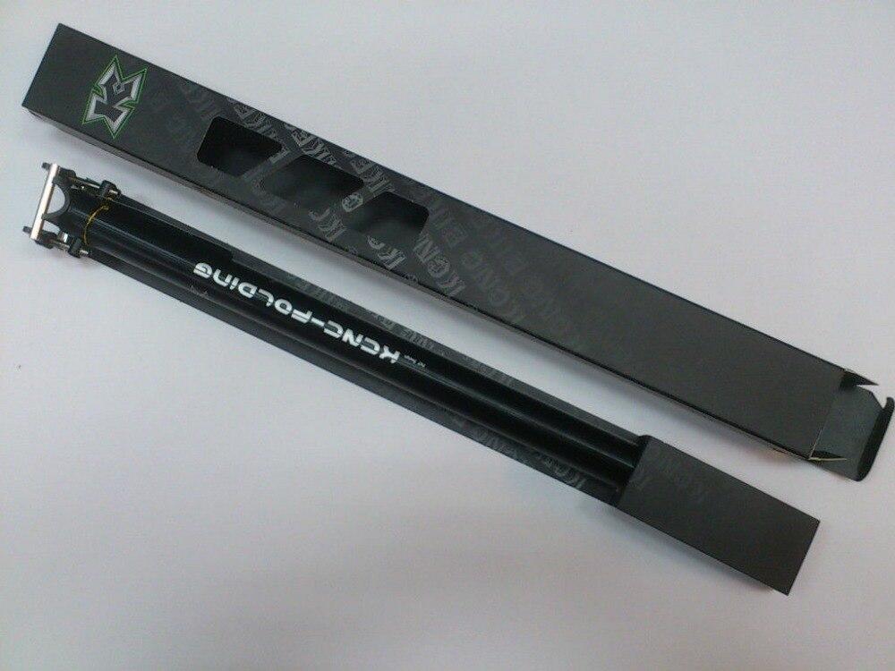 KCNC Lite Wing 7000 Seatpost 34.9mm 550MM long black color -- for Birdy проекторы vivitek qumi q7 lite black