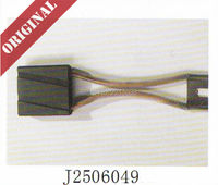 Linde Forklift Part Carbon Brush J2506049 115 Electric Reach Truck R14 R16 R20 New Service Spare