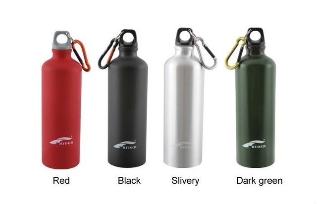 (Free Shipping)FL-002 0.75L Aluminium Sports Bottle without picture