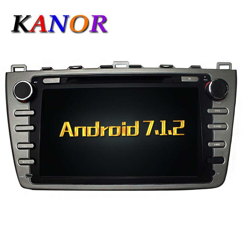 KANOR Android 7 1 Quad core RAM 2G Car DVD GPS font b Radio b font