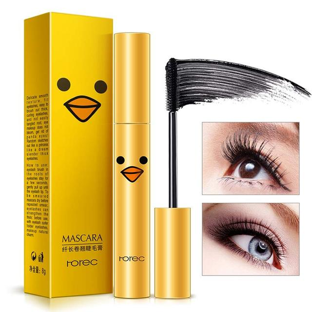 US $1 67 30% OFF|Makeup Curling Thick Mascara False Eyelashes Make Up Long  Lasting Eyes Cosmetics Beauty Tool 2018 Best Selling Products-in Mascara